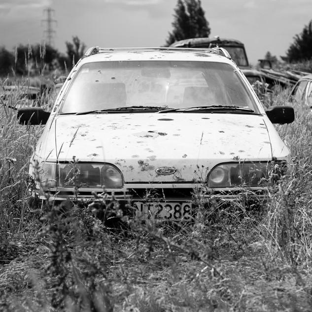 Ford Sierra Estate 1980's