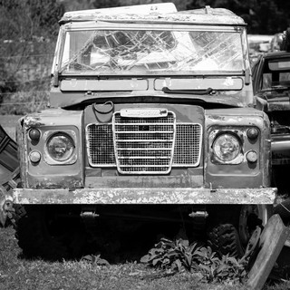 Land Rover Series 9