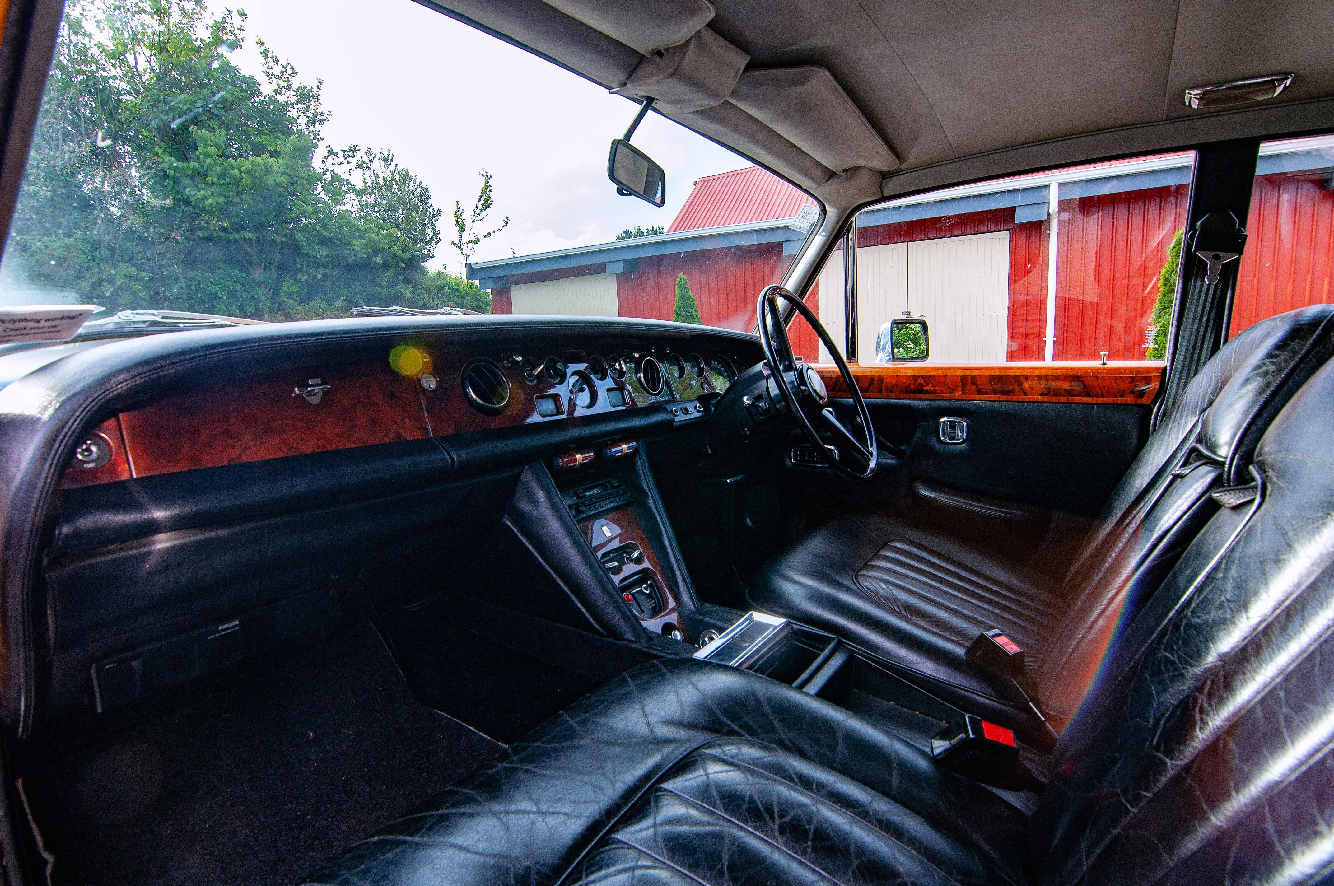 Rolls Royce Silver Shadow -15