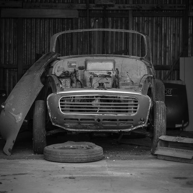 Morris Minor Convertible 1956