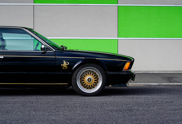 BMW JPS 635 CSI