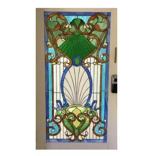 Victorian Style Door Panel