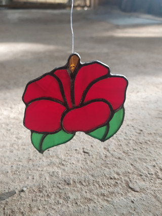 Floral Suncatcher