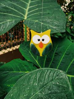 The Summer Owl Suncatcher