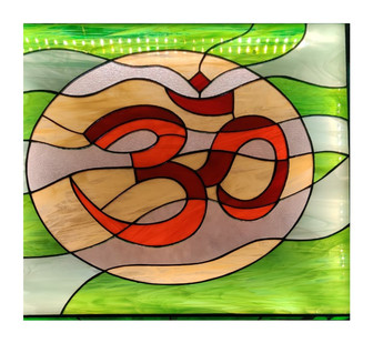 Om Panel With a Lightbox