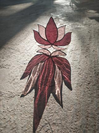 Lotus Suncatcher