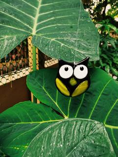 The Night Owl Suncatcher