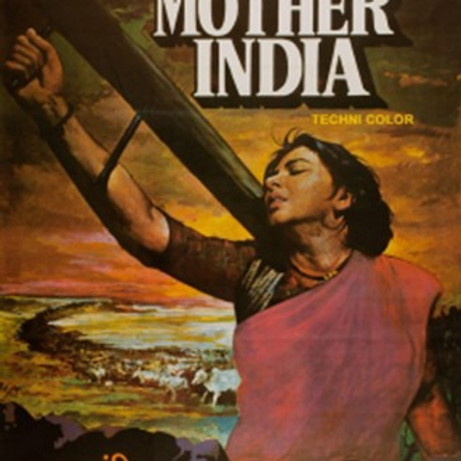 "Soirée Sarasvati : ""Mother India"" (film documentaire, Mehboob Khan)"