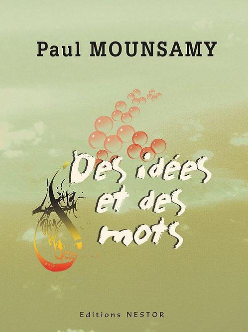 Des Idées et des mots