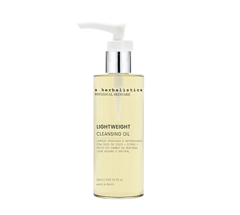 LIGHTWEIGHT CLEANSING OIL