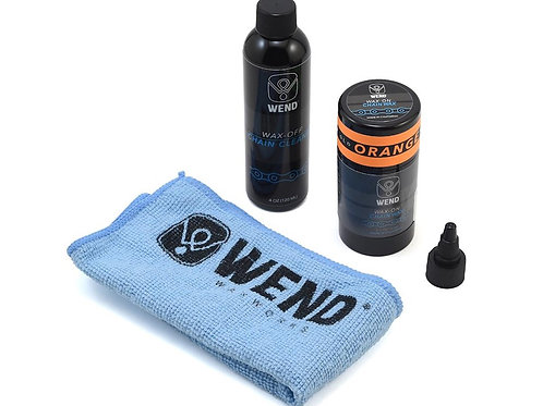KIT WEND WAX NARANJA