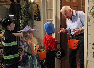 Trick or Treat! Halloween and the elderly