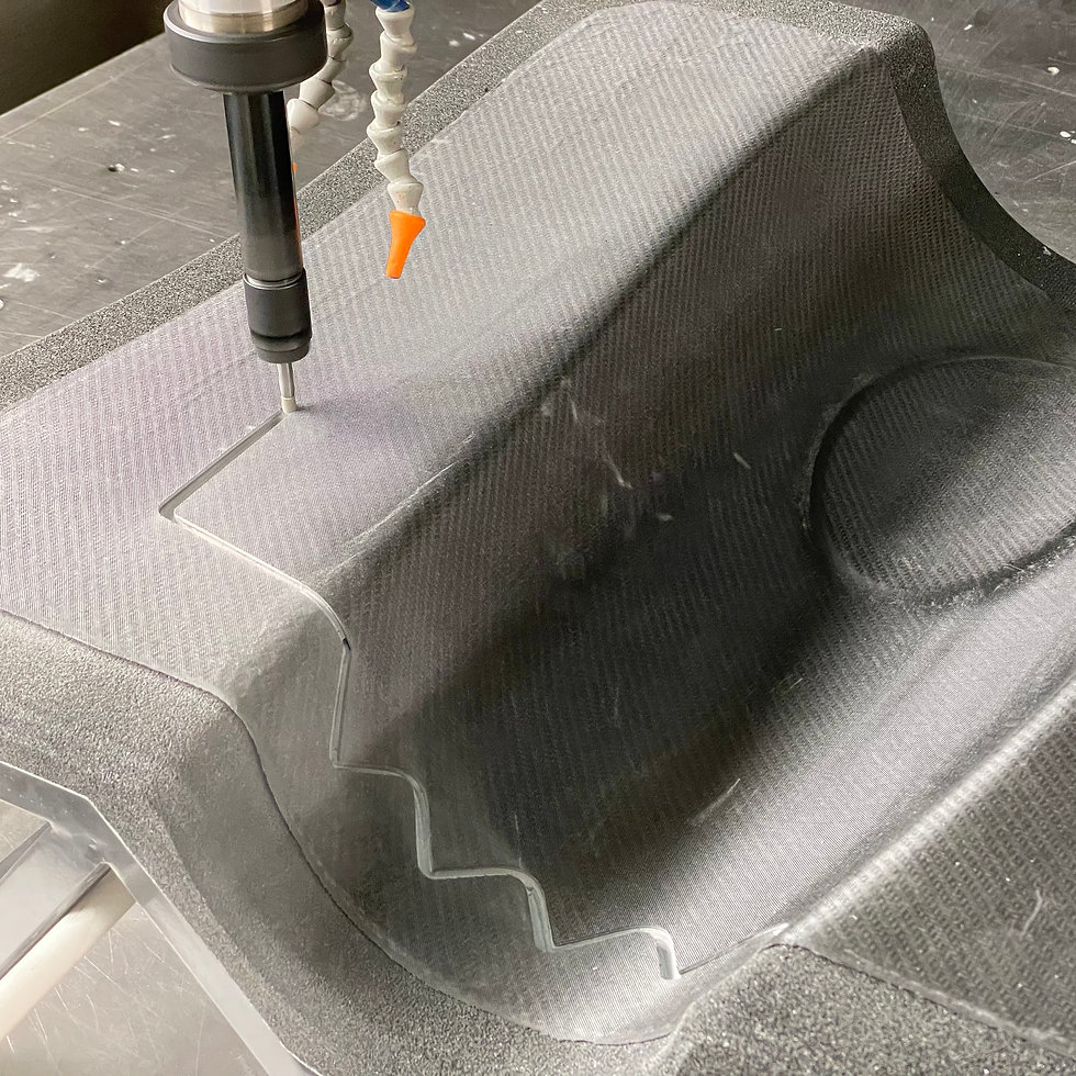 Workholding solution for metal cutting