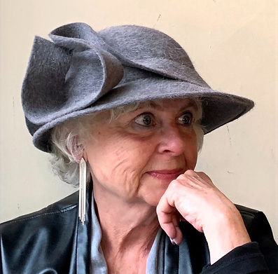 Deb Waters, Owner and Designer Millinery