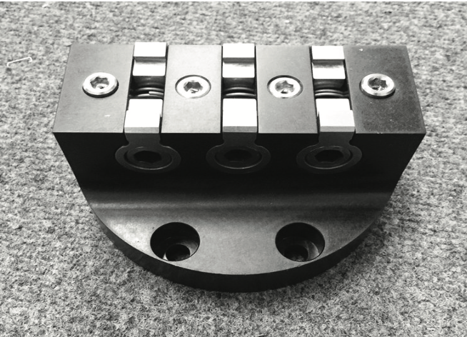 Techni-Grip Workholding solutions for auto