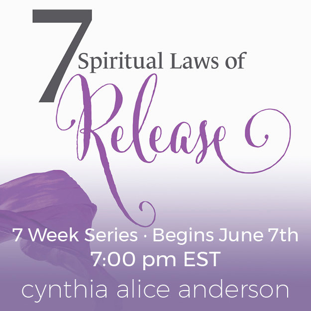 7 Spiritual Laws of Release