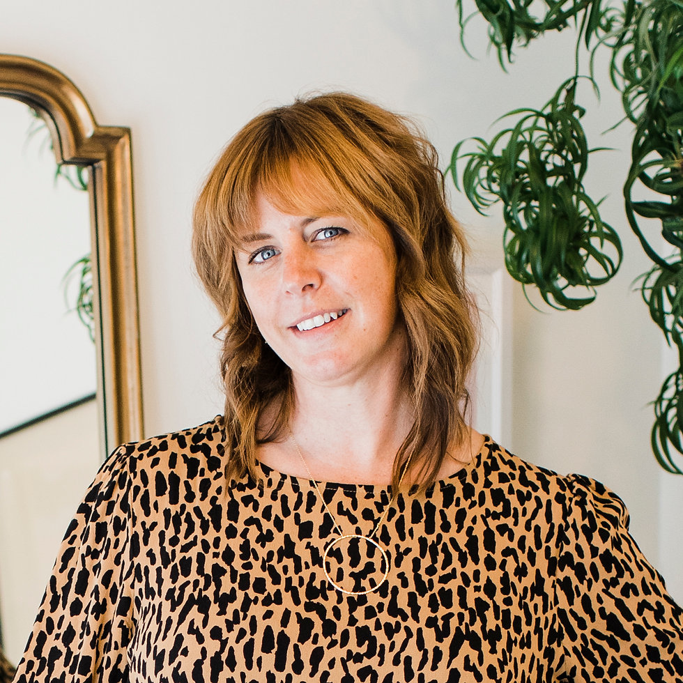 Heather Nordlund hair stylist and colorist in West Seattle