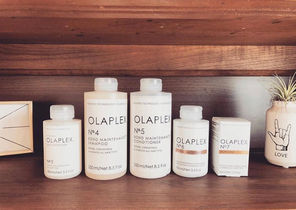 Olaplex available at La Vie Salon West Seattle