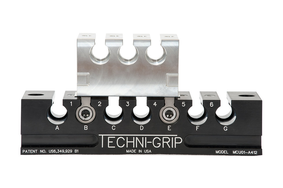 Techni-Grip holding fixtures