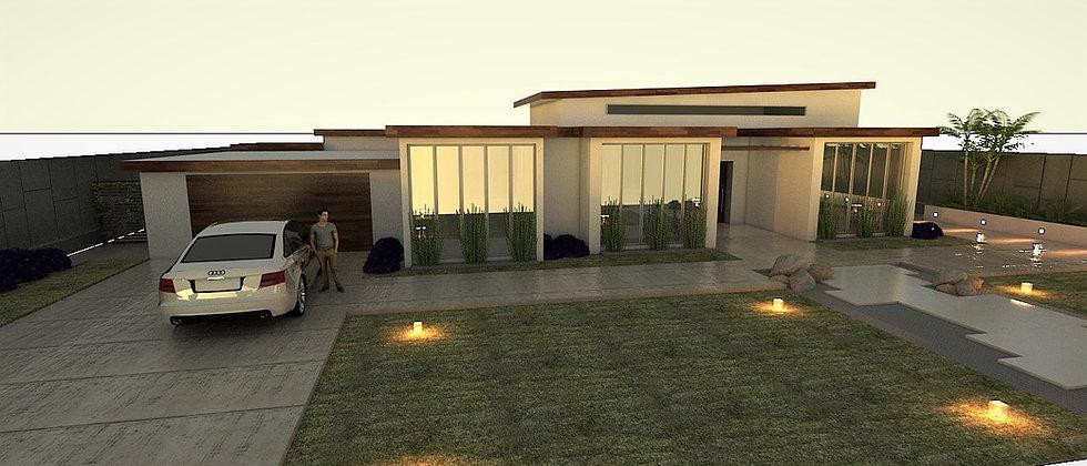 Palm Springs Custom Build Homes