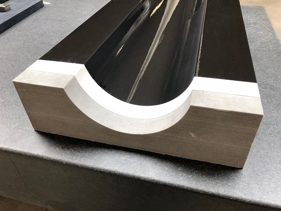 composite tooling design made by Technical Tooling in the Pacific Northwest