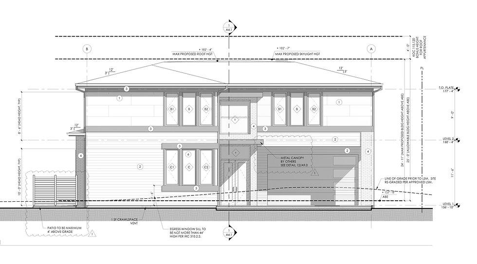 Kirland washington Custom Build home by Anderson Homes