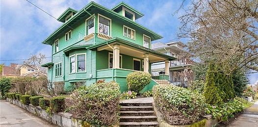Home sold in Seattle by Peter Gallagher at SASH Realty for $1,500,000