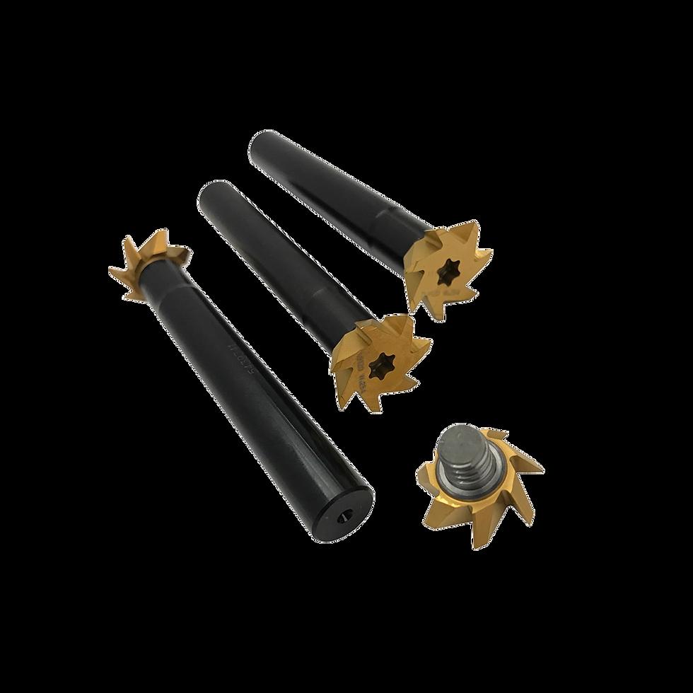 Techni-Grip  5th axis dovetail
