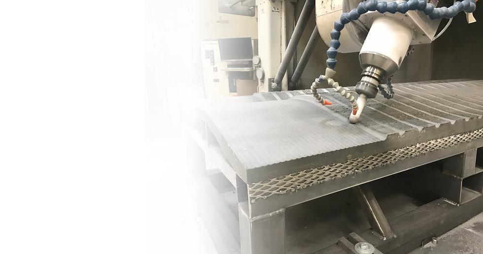 Aerospace composite tooling equipment