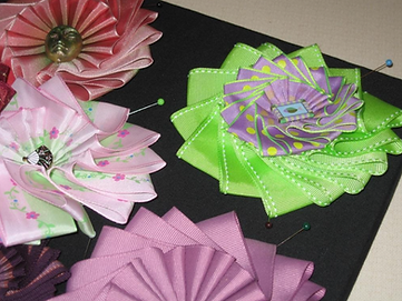 Millinery Hat Styles with ribbons