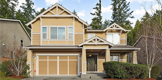 Home sold by SASH Realty for $460,000 in the Pacific Northwest