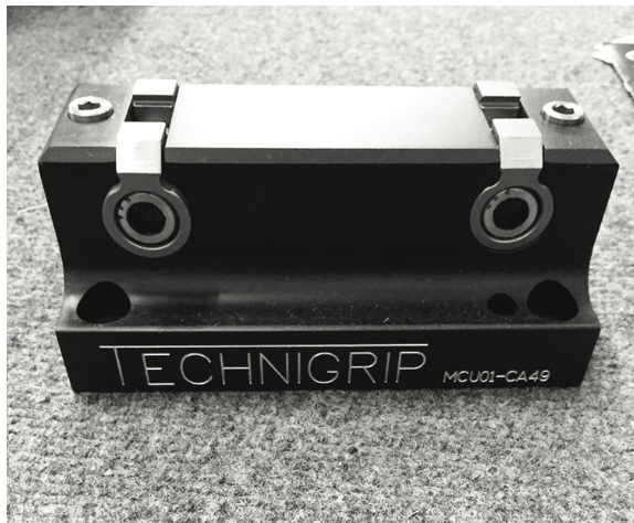 Techni-Grip scratch and dent