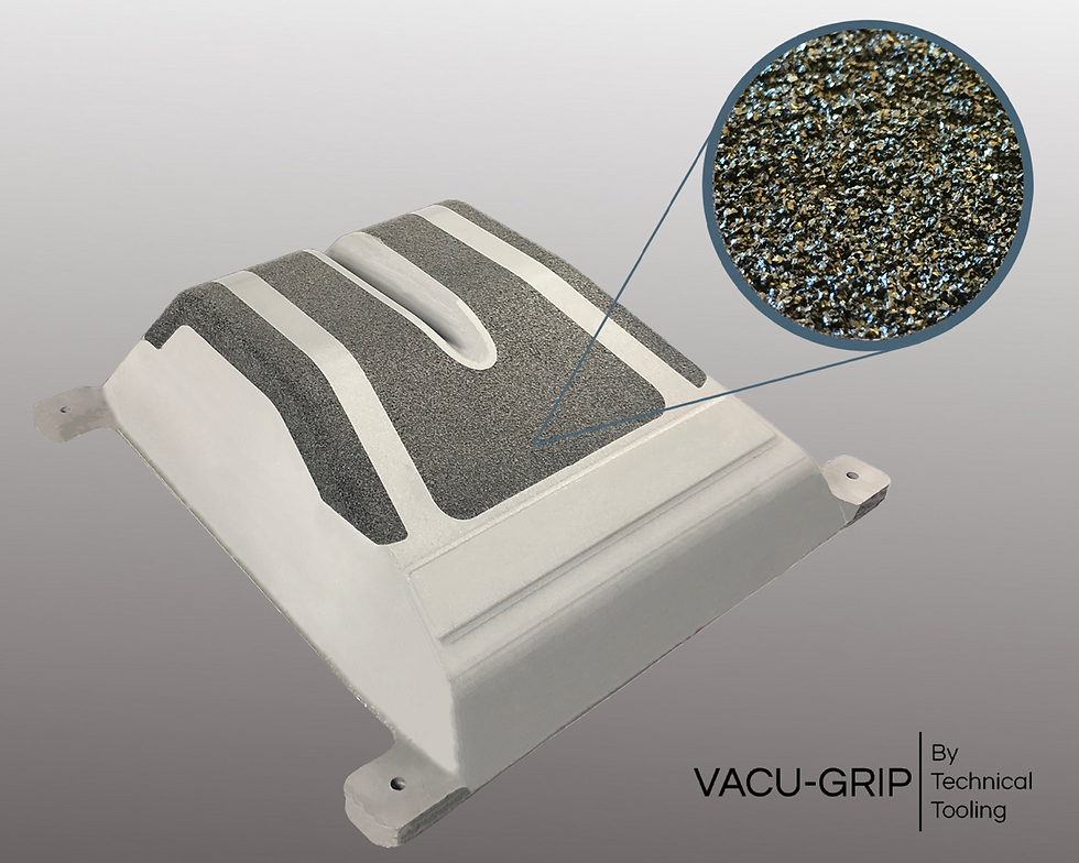 vacup-grip vacuum fixture by Technical Tooling