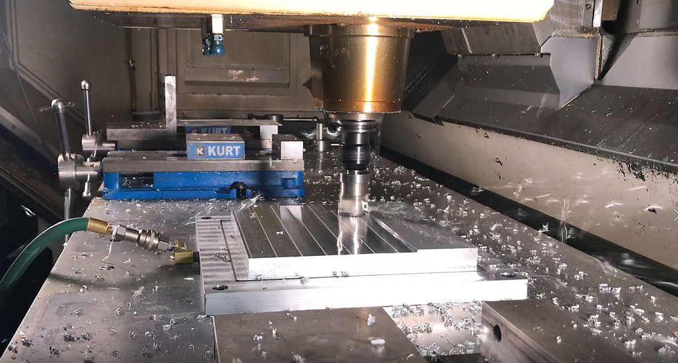 Metal milling Technical Tooling