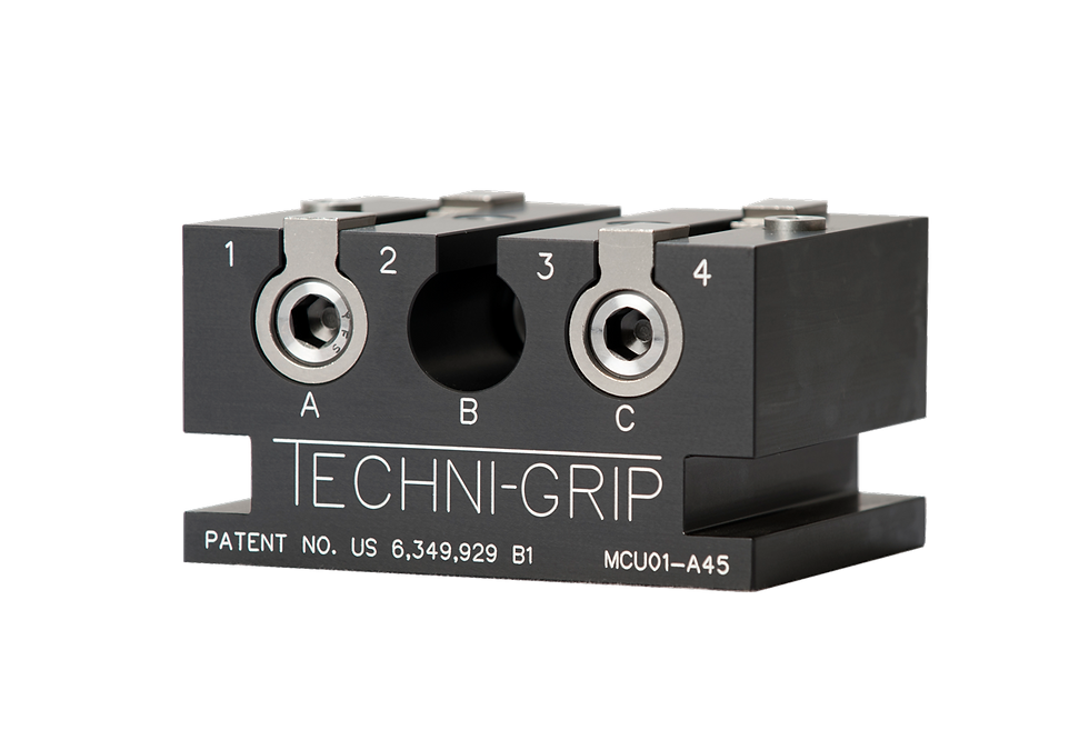 Techni-Grip  Milling workholding for aerospace