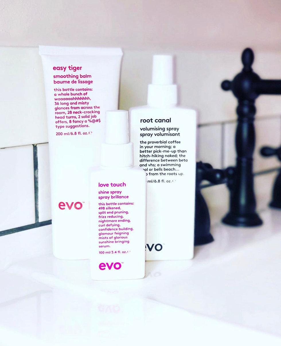 Evo available at La Vie Salon West Seattle