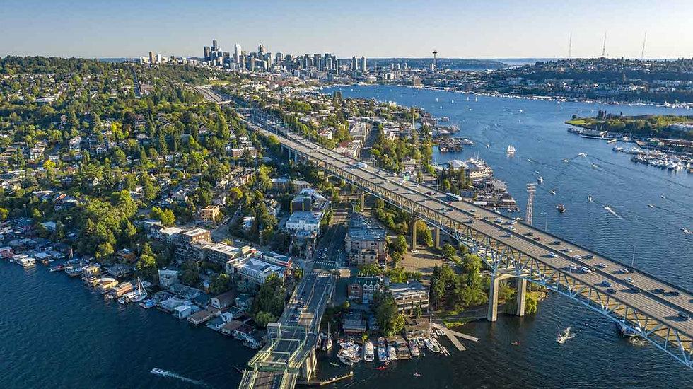 Land Use Seattle Area PNW