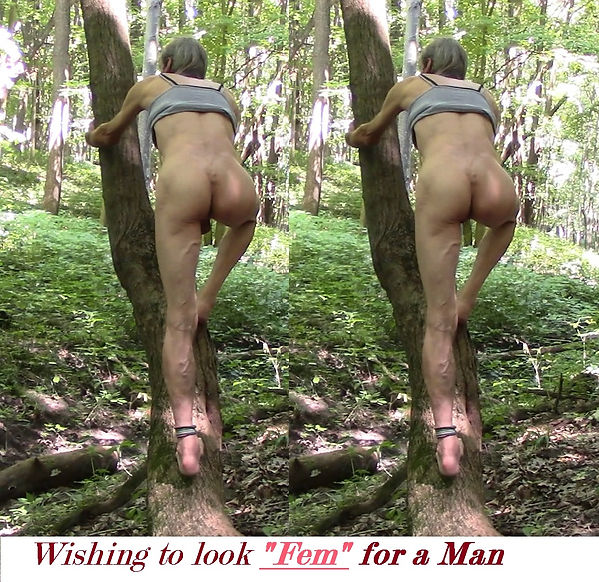 Wishing to look -Fem- for a Man.jpg