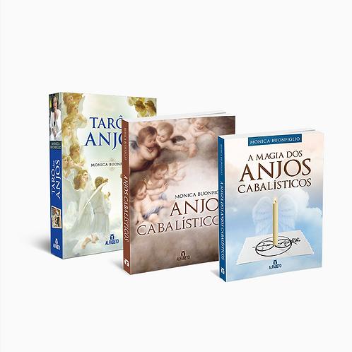Tarô dos Anjos, Anjos Cabalísticos e Magia dos Anjos Cabalísticos