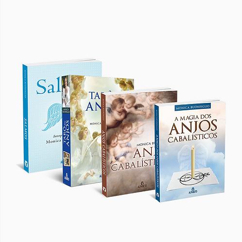 Salmos, Tarô dos Anjos, Anjos Cabalísticos e A Magia dos Anjos Cabalísticos