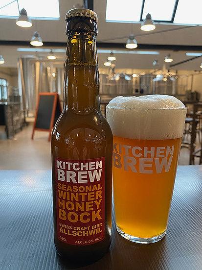 Winter Honey Bock - Bock