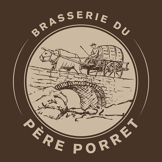 Pack découverte Brasserie du Père Porret - 24 bières