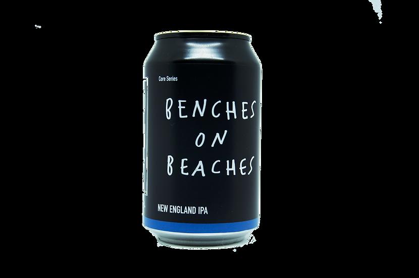 Benches on beaches  - NEIPA