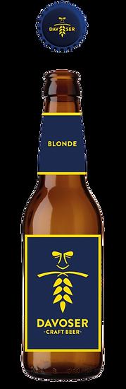 Die Blondine - Blondine