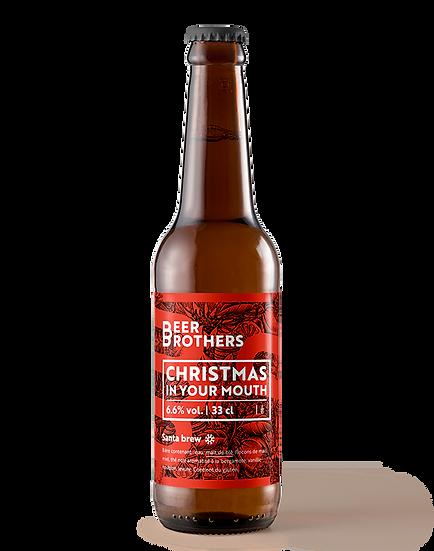 La Christmas in your mouth - Bière de Noël