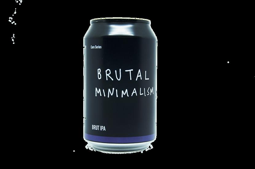 Brutal Minimalism - Brut IPA