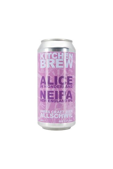 Alice in Wonderland 44cl - NEIPA (New England IPA)