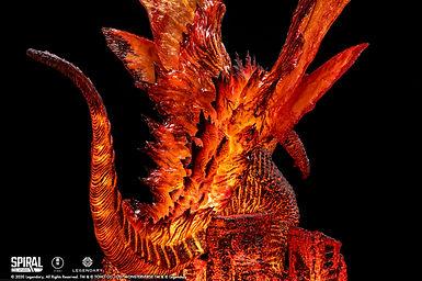 Burning Godzilla 11