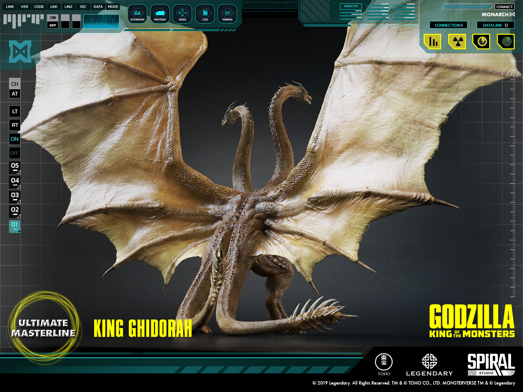 King Ghidorah - Standard Edition