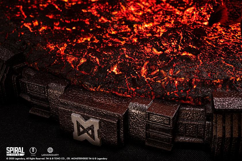 Burning Godzilla 15